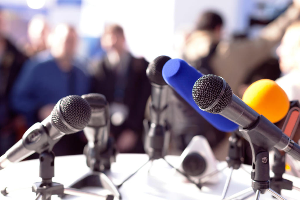 Pressemitteilungen für Pressevertreter*innen