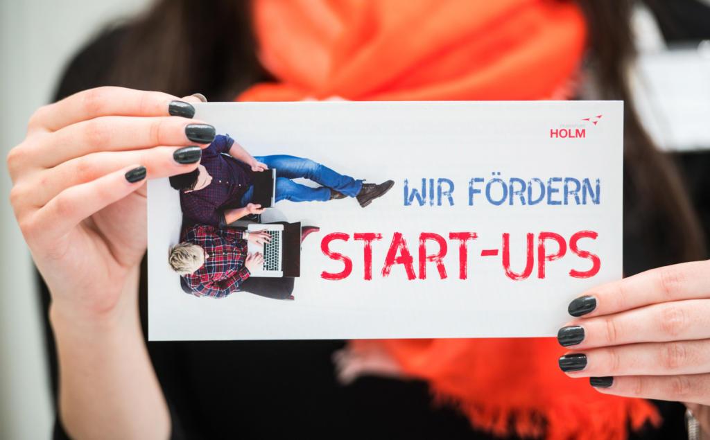 Start-ups@HOLM