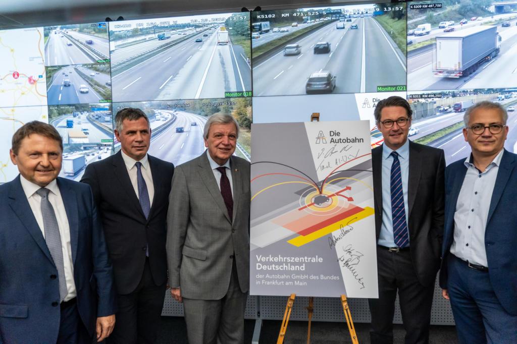 Das HOLM wird Heimat der neuen Verkehrszentrale Deutschland