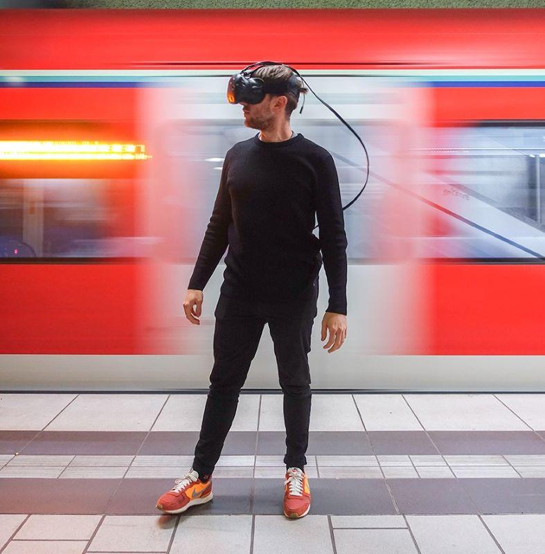 Projekte der Innovationsförderung: CogDes: Cognition Design – Nutzerbefragungen mit AR- und VR-Simulationen zur Akzeptanzverbesserung