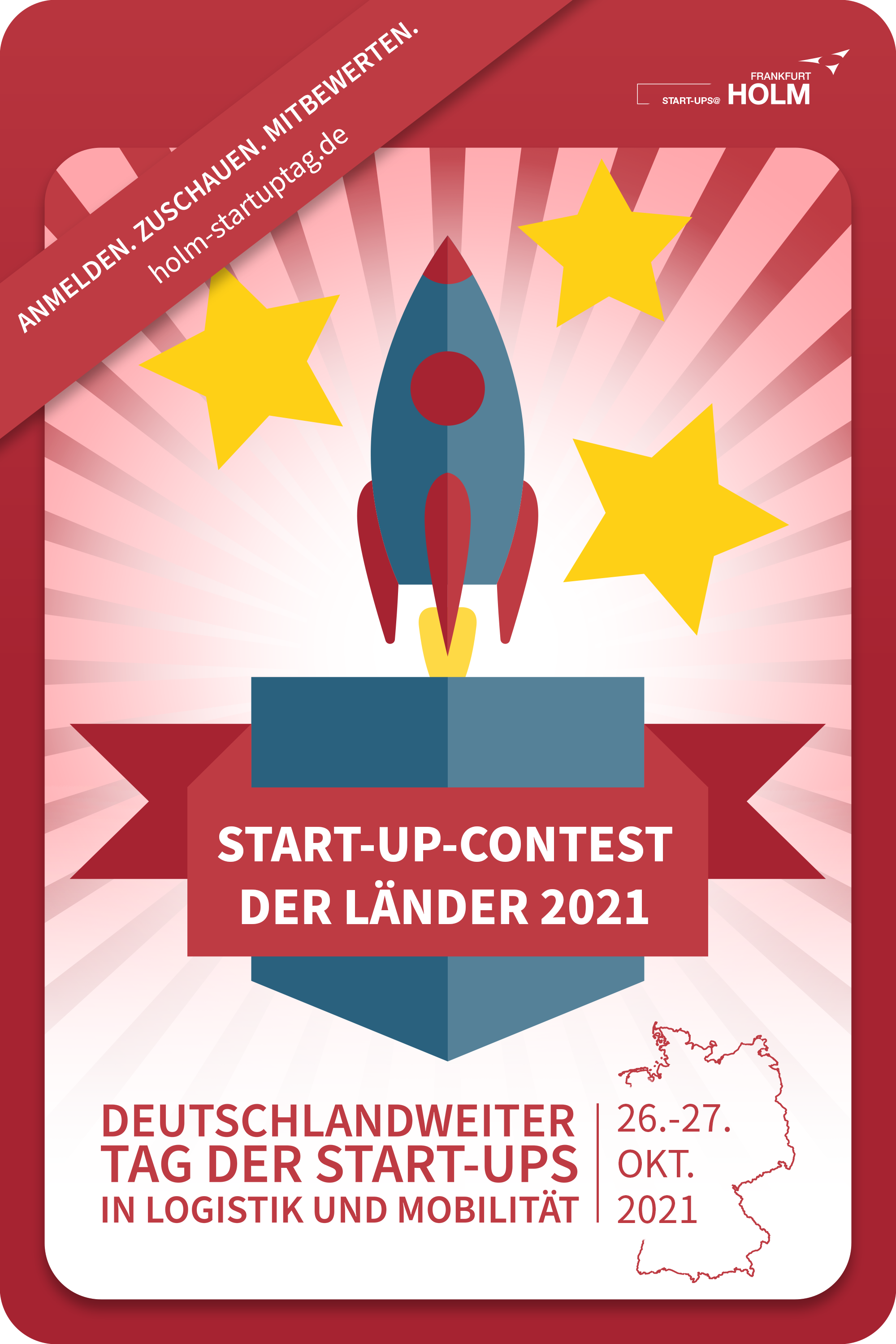 Finalisten für Start-up-Contest 2021 stehen fest
